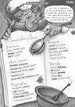 Menu du Jour - answers (1 page)