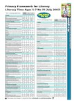 Primary Framework - Literacy Time Ages 5 to 7, Issue 31 (1 page)