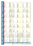 Year Planner (1 page)