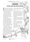 Jack and the Beanstalk (1 page)