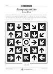 Marvellous Mazes: Arrow Maze (1 page)