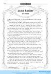 The Clue of the Fingerprint - John Sadler the valet (1 page)