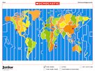 Time zones around the world – interactive resource