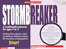 Anthony Horowitz's Stormbreaker – interactive resource