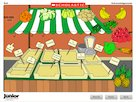 French food words game – interactive resource
