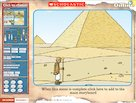 Ancient Egyptian mystery story – interactive resource