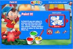 Noddy's Paint It! Game