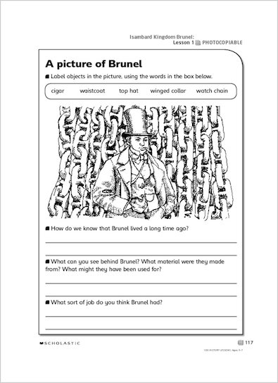 A picture of Brunel