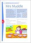 Mrs Muddle (page 60) (1 page)