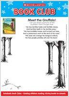 Draw the Gruffalo!
