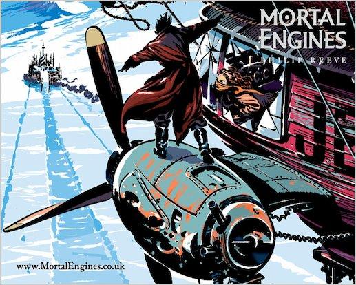 Mortal Engines Wallpaper