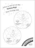 Rainbow Magic Fairy Disk