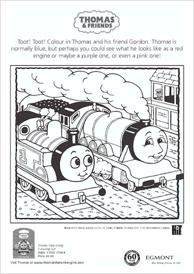 Colour in Thomas