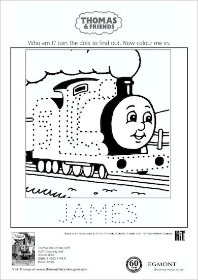 Thomas Dot to Dot