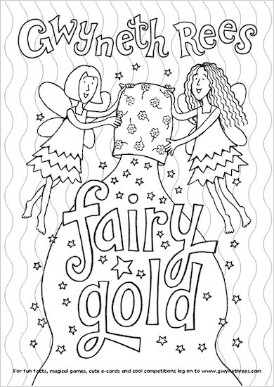 Fairy Gold Colouring