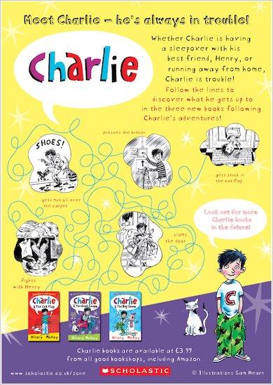 Charlie Puzzle