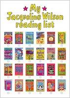 Jacqueline Wilson Reading List