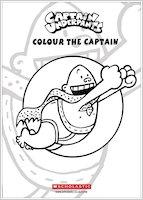 Colour Captain Underpants!