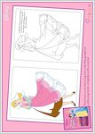 Disney Princess Colouring Sheet