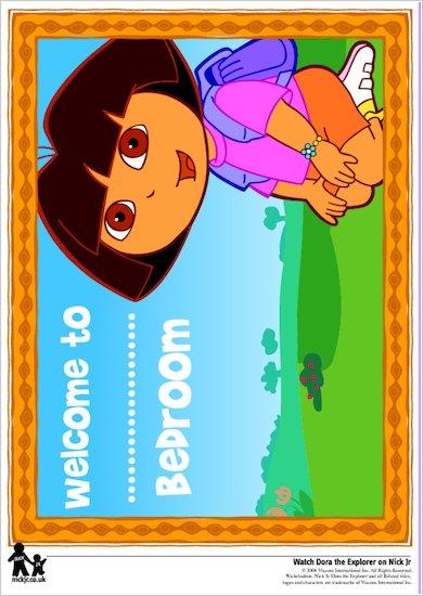 Dora's sign