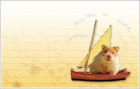 Humphrey Sets Sail wallpaper