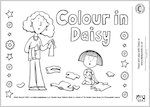 Colour in Daisy