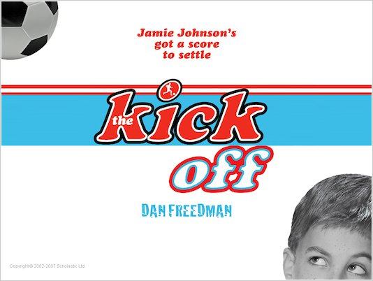 Kick Off cover picture