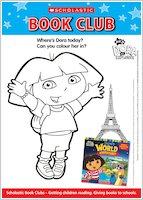 Colour in Dora