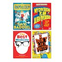 Lollies 2017 Ages 9-13 Shortlist Multipack x 6 (24 books in total)