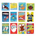Lollies 2017 Complete Shortlist Multipack x 6 (72 books in total)