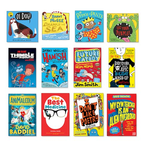 Lollies 2017 Complete Shortlist Pack x 12