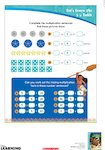 Disney learning - Moana worksheet (1 page)