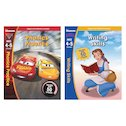 Disney Workbooks Ages 4-5 Pair