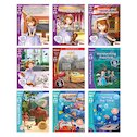 Disney Workbooks Ages 5-6 Pack x 9