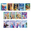 Disney Workbooks Ages 6-7 Pack x 13