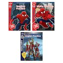 Marvel Workbooks Ages 5-6 Pack x 3