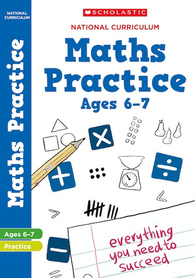 100 Practice Activities: National Curriculum Maths Practice Book for Year 2