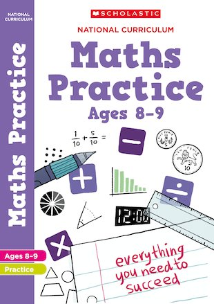 National Curriculum Maths Practice Book for Year 4