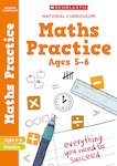 100 Practice Activities: National Curriculum Maths Practice Book for Year 1 x 6