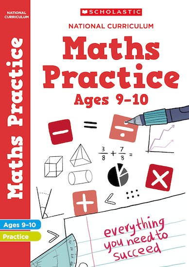 100 Practice Activities: National Curriculum Maths Practice Book for Year 5 x 30