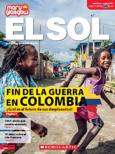 El Sol Magazine cover
