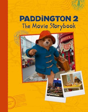 Paddington 2: The Movie Storybook