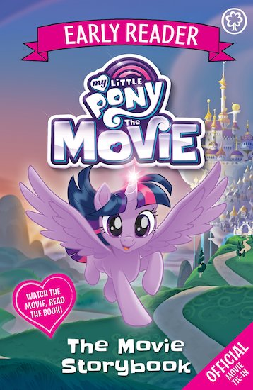 The My Little Pony Movie Storybook