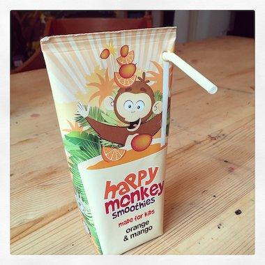 Happy Monkey Smoothie