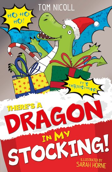 There's a Dragon in my Stocking!