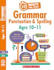 10-Minute SATs Tests: Grammar, Punctuation and Spelling - Year 6 x 30