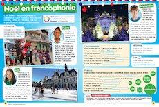 Noël en francophonie