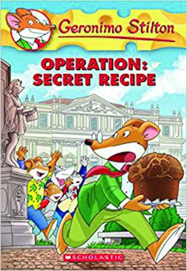 Geronimo Stilton: Operation Secret Recipe