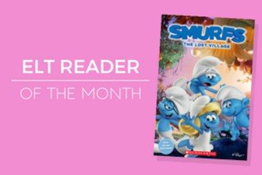 elt reader of the month smurfs blog thumbnail.png