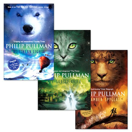 His Dark Materials Pack x 3